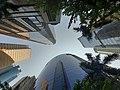 HK 上環 Sheung Wan 永樂街 Wing Lok Street 中遠大廈 Cosco Tower 新紀元廣場 Grand Millennium Plaza garden October 2019 SS2 03.jpg