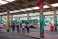 HK 大埔墟站 Tai Po Market Station Public Light Buses Scheduled Service Stand June 2018 IX2 02.jpg