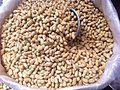 HK Central 結志街 Gage Street market 花生 peanut on sale March-2012.jpg