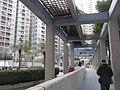 HK Hung Hom 家維邨 Ka Wai Chuen central park walkway Jan-2013.JPG