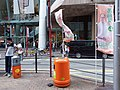 HK MK 旺角 Mong Kok Shanghai Street November 2018 SSG Fung Kin-kee, Frederick flags 02.jpg