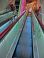 HK Mongkok 旺角中心 Argyle Centre night escalators Nov-2013.JPG