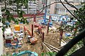 HK Shek Tong Tsui 加倫臺 Clarence Terrace view 石塘咀 翰林軒 Novum West Queen's Road West construction site May 2017 01.jpg