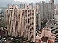 HK Yuen Long 順豐大廈 Shun Fung Building view 鳳庭苑 Fung Ting Court Mar-2016 鉅發大廈 Kui Fat Building 合財街11-23 Hop Choi Street.JPG