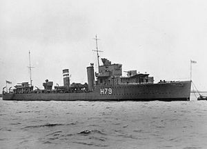 HMS Firedrake