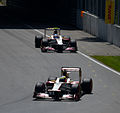 HRTs in formation - 2012 Canadian Grand Prix.jpg