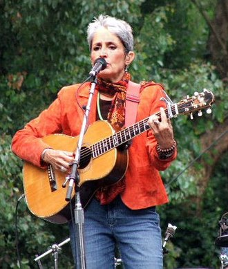 Hardly Strictly Bluegrass Festival 2005 at Golden Gate Park HSB 2005 - Joan Baez.jpg