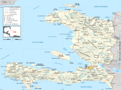 Atlas of Haiti Wikimedia Commons