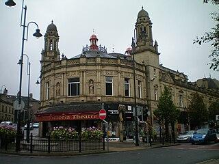 Victoria Theatre (Halifax) theatre in Halifax, England