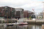 Hamburg Hafencity Magellanterrassen