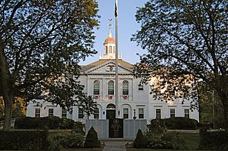 Hamilton, Massachusetts - Hamilton Town Hall