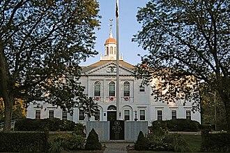 Hamilton, Massachusetts - Hamilton Town Hall