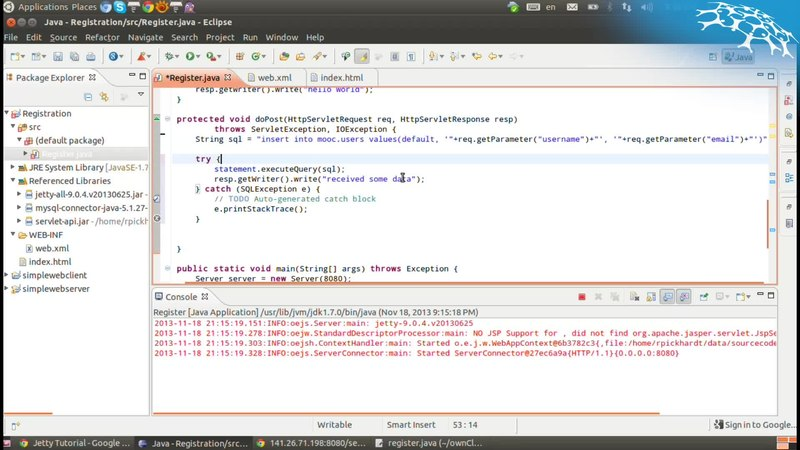 File:Handling a Post Request on a Web Server webm - Wikiversity