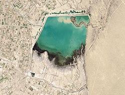 Hanhowuz reservoir 2014.jpg