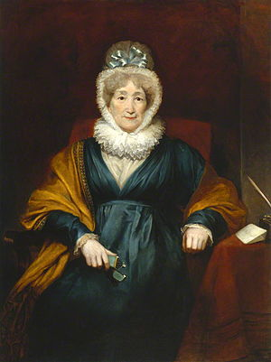 Maternal feminism - Hannah More (1745–1833), an early exponent of maternal feminism.