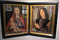 Hans memling, dittico di maarten van nieuwenhove, 1487, 01.JPG