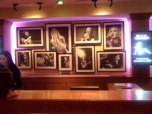 Hard Rock Hotel and Casino (Las Vegas) - Hotel desk