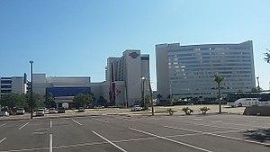 Hard Rock Hotel and Casino (Biloxi) - Image: Hard Rock Biloxi