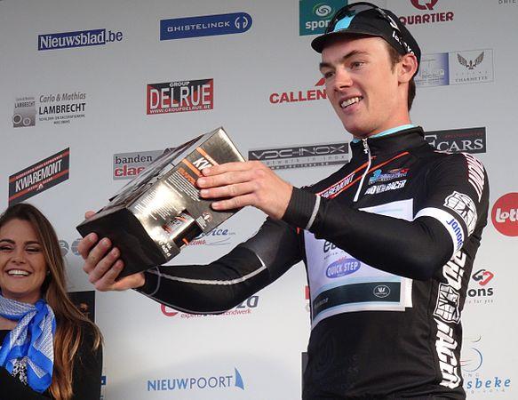 Harelbeke - Driedaagse van West-Vlaanderen, etappe 1, 7 maart 2015, aankomst (B50).JPG