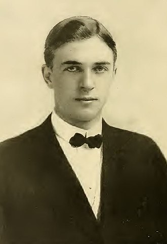 Harry A. Fisher - Fisher from the 1905 Spalding Official Collegiate Basketball Guide