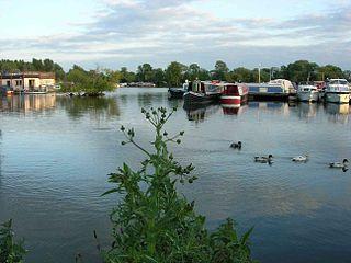 Hartford, Cambridgeshire Human settlement in England