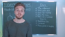 Bestand:Hash (hashish) - Do's and don'ts - Drugslab.webm