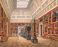 Hau. Interiors of the New Hermitage. The Room of Italian Art.jpg
