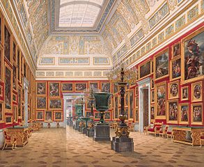 The Room of Italian Art