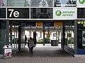 Hauptbahnhof Freiburg, Durchgang zu Gleis 1.jpg