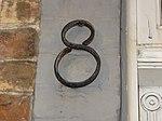 Hausnummer acht vom Eckener Haus, Flensburg 2014-11-12.jpg