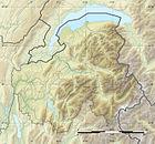 Haute-Savoie department relief location map.jpg