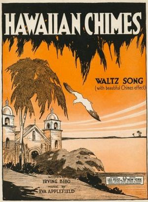 1921 in music - Image: Hawaiian Chimes