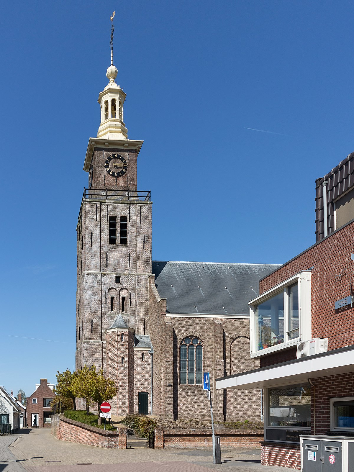Holland And Holland >> Hazerswoude-Dorp - Wikipedia