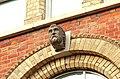 Head and windows, Belfast - geograph.org.uk - 1205085.jpg
