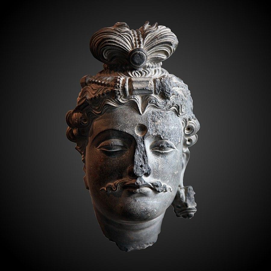 Head of Maitreya-AO 2911