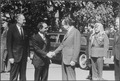 Head of State visit by King Hussien of Jordan - NARA - 194620.tif