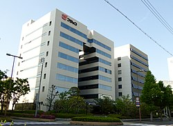 Headquarters of Fujicco Co., Ltd.JPG