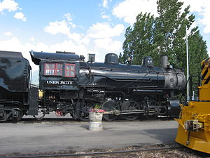 Heber Valley Railroad - Image: Heber Valley RR Union Pacific X 618