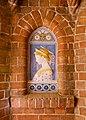 Heiligengrabe, Kloster Stift zum Heiligengrabe, Abtei, Treppenturm -- 2017 -- 0087.jpg