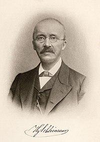 Schliemann ile ilgili görsel sonucu