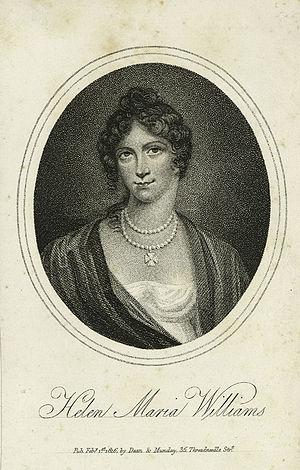 Helen Maria Williams