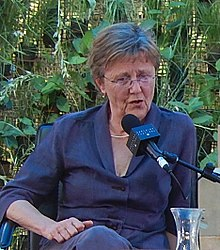 Garner at Adelaide Writers' Week 3 March 2015