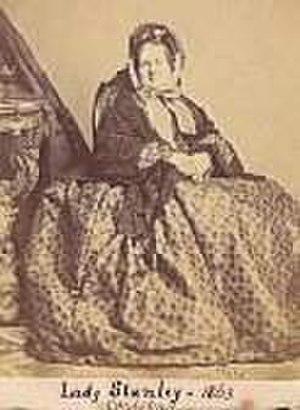 Henrietta Stanley, Baroness Stanley of Alderley - Lady Stanley of Alderley