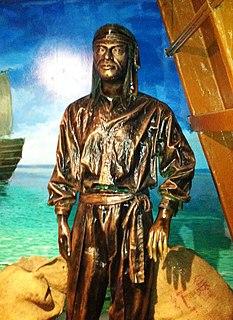 Enrique of Malacca Portuguese slave