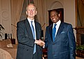 Henry Bellingham met with the DRC Foreign Minister Mr Alexis Thambwe-Mwambe (5117871788).jpg