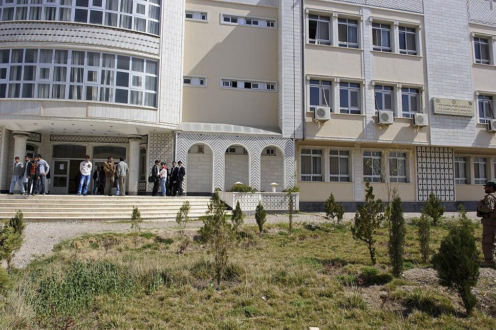 Herat University-2012