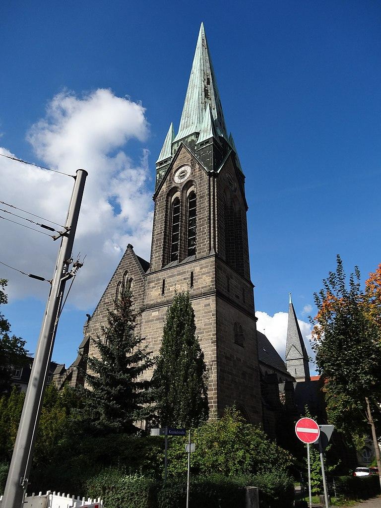 Fileherz Jesu Kirche Dresden 187jpg Wikimedia Commons