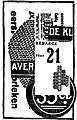 Het Vaderland vol 055 1923-02-03 Avondblad Een teekening van Kurt Schwitters.jpg