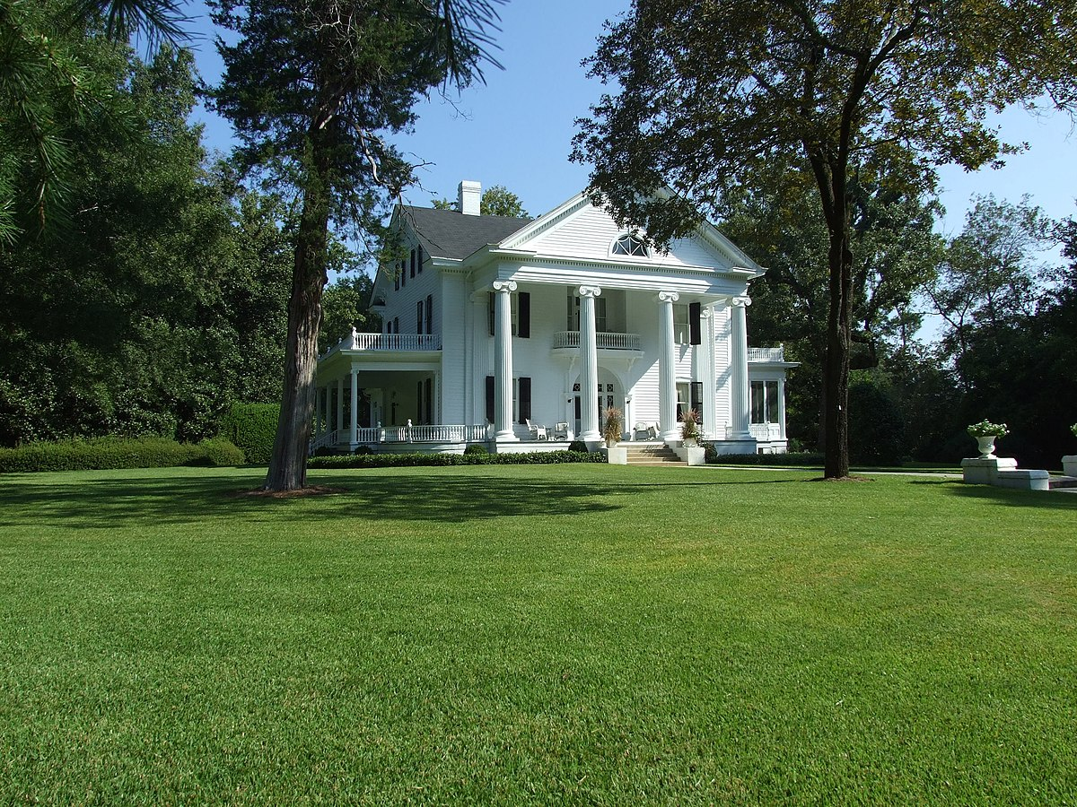 Hickory Hill (Thomson, Georgia) - Wikipedia