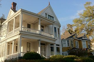 Chestnut Hill–Plateau Historic District United States historic place